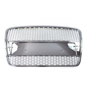GRILL AUDI A4 B7 RS-STYLE CHROME (05-08)