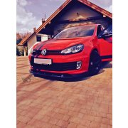 Splitter Przedni VW Golf 6 GTI 35th