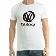 VW racing tričko