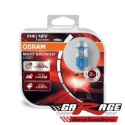 Žiarovky OSRAM NIGHT BREAKER Unlimited LASER H4 55W